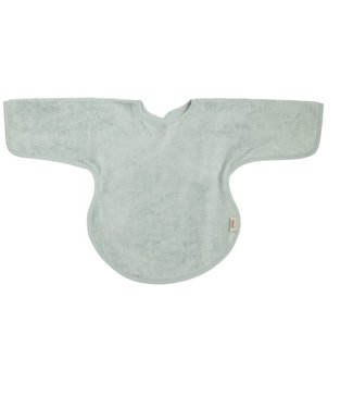 Timboo Bib With Sleeves Sea Blue 529