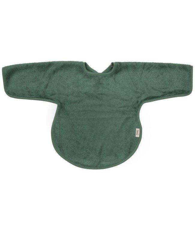 Timboo Bib With Sleeves Aspen Green 530