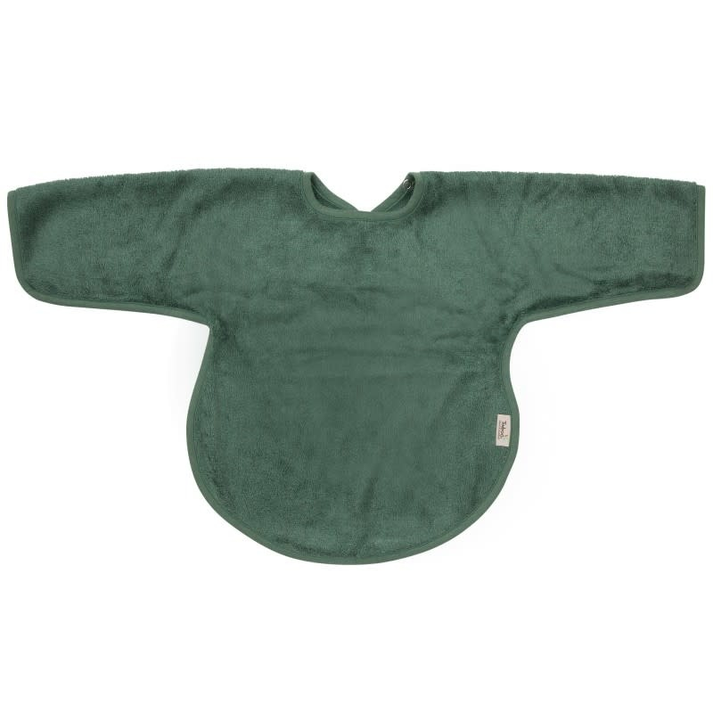 Timboo Bib With Sleeves Aspen Green
