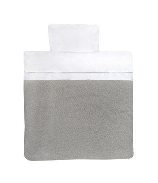 Les Rêves d'Anais Duvet Cover & Pillow Case 100x140 Diamond Stone