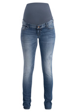 Noppies Maternity Skinny Jeans Avi Tinted Blue