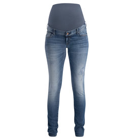 Noppies Maternity Skinny Jeans Avi Tinted Blue