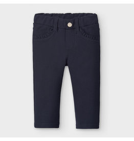 Mayoral Fleece Basic Trousers Marino