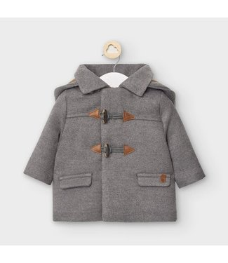 Mayoral Trench Coat Graphite