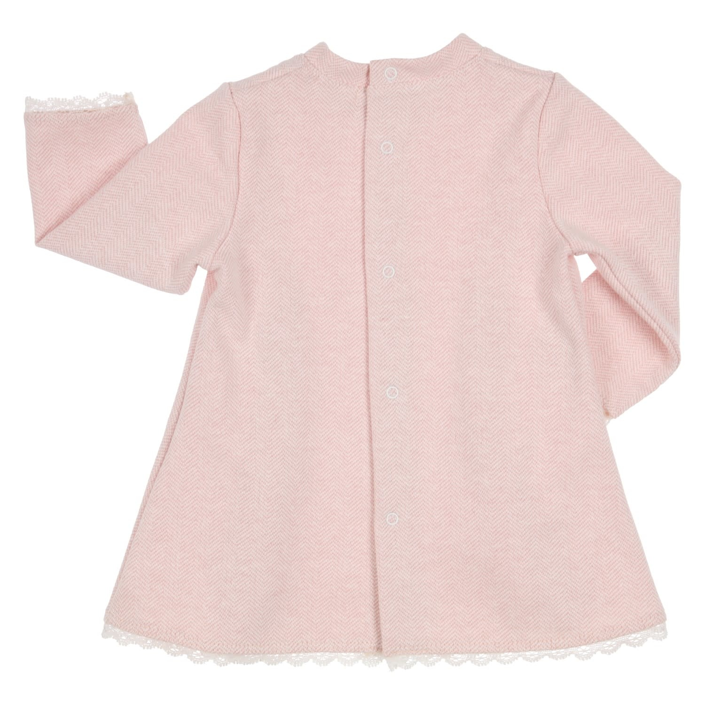 Gymp Classic Dress Vieux Rose