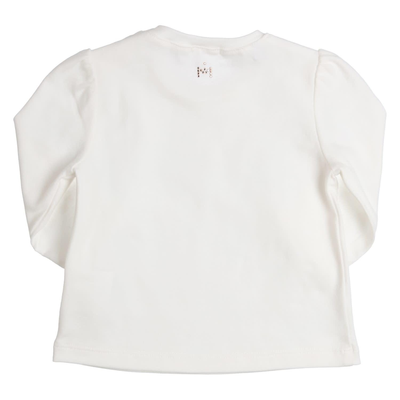 Gymp Beauty Tee Off-White Long Sleeve