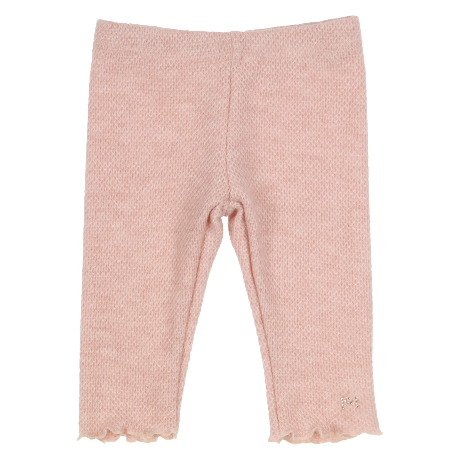 Gymp Knitted Pants Old-Rose
