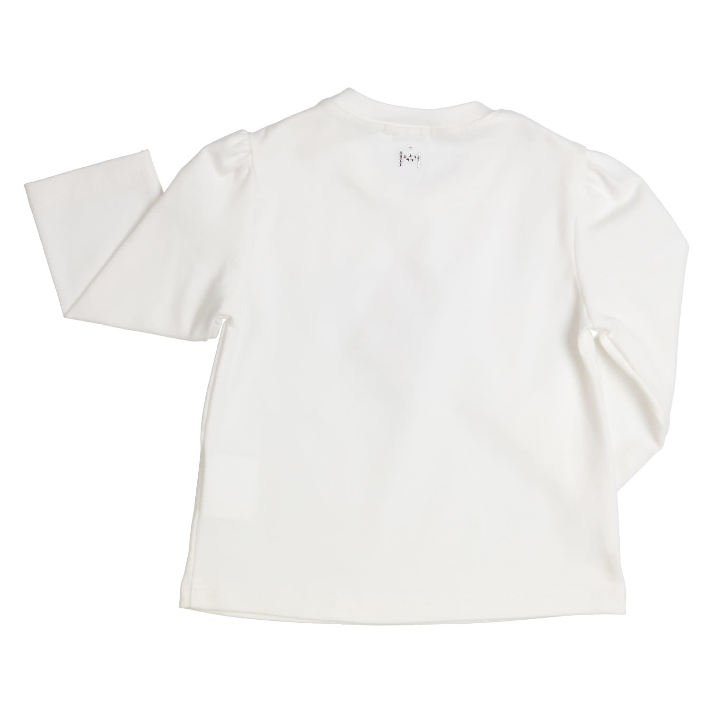 Gymp Look Fabulous Tee Off-White Long Sleeve