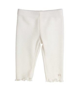 Gymp Knitted Pants Off-White
