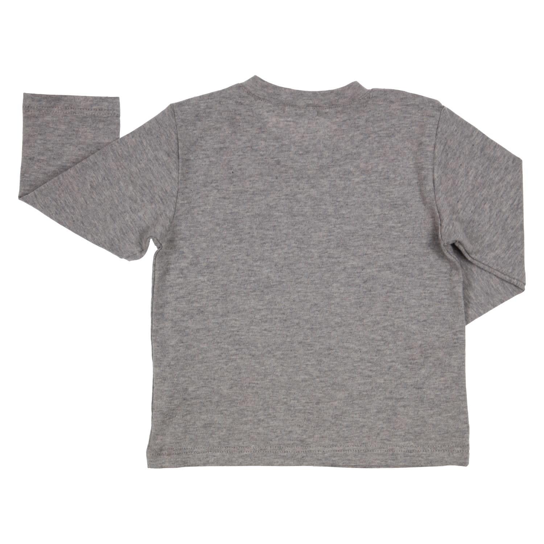 Gymp Roar Tee Grey Long Sleeve