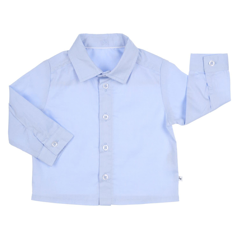 Gymp Light Blue Shirt Long Sleeve