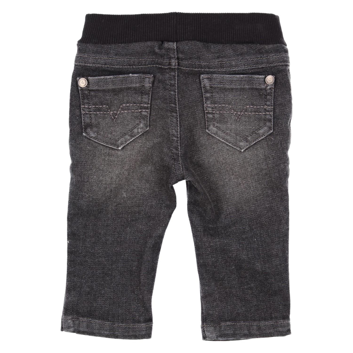 Gymp Jeans Anthracite Tricot Board