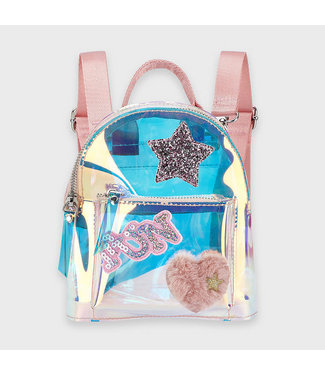 Mayoral Fun Backpack Iridiscent