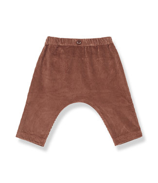 1+InTheFamily Molina Baggy Pants Toffee