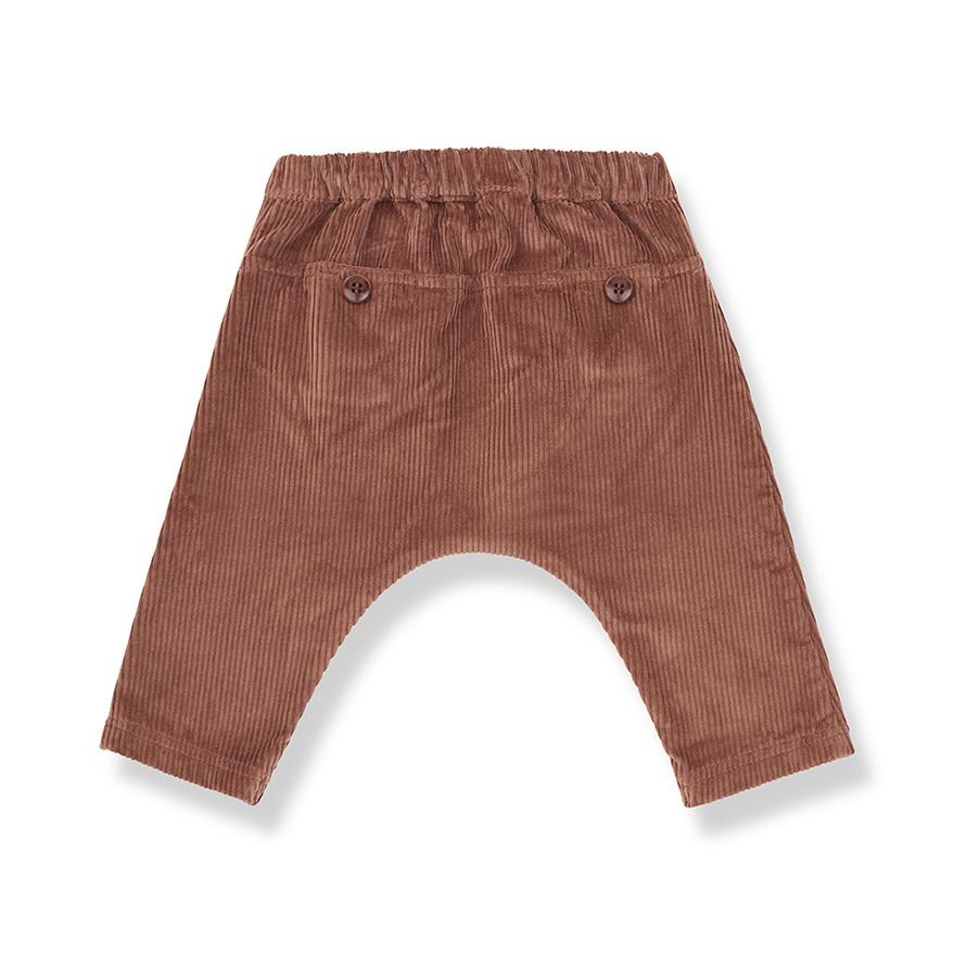 1+InTheFamily Molina Baggy Pants Toffee