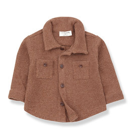 1+InTheFamily Civetta Shirt Toffee