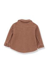 1+InTheFamily Civetta Shirt Toffee