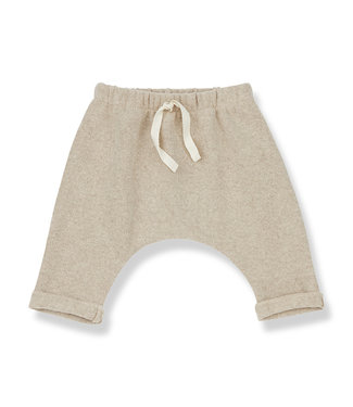 1+InTheFamily Adien Baggy Pants Cream