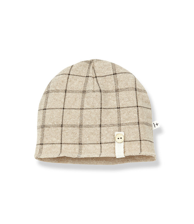 1+InTheFamily Honore Beanie Cream