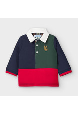 Mayoral Polo Longsleeve Spanishfir