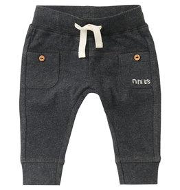 Noppies Regular Fit Pants Clewer Charcoal Melange