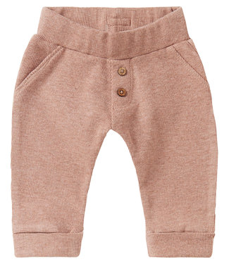 Noppies Regular Fit Pants Clarens Mahogany Melange