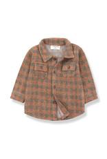 1+InTheFamily Pal Shirt Toffee/Terrau