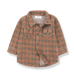 1+InTheFamily Pal Shirt Toffee/Terrau