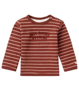 Noppies Sweater Hobhouse Mahoganey