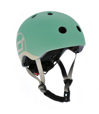 Scoot and Ride Helmet XS Forest