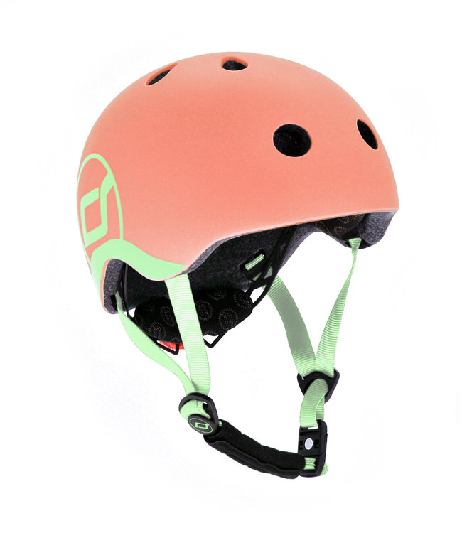Scoot and Ride Helmet XS Peach
