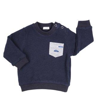 Gymp Sweater Navy Blue Beatle