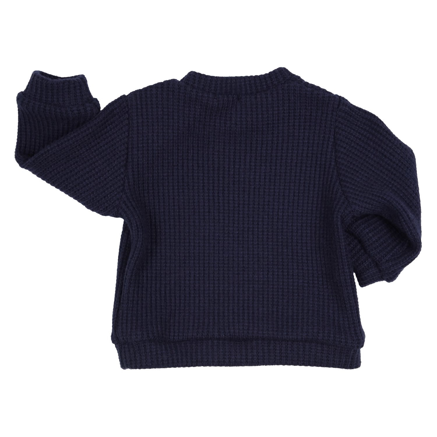Gymp Navy Knitted Sweater