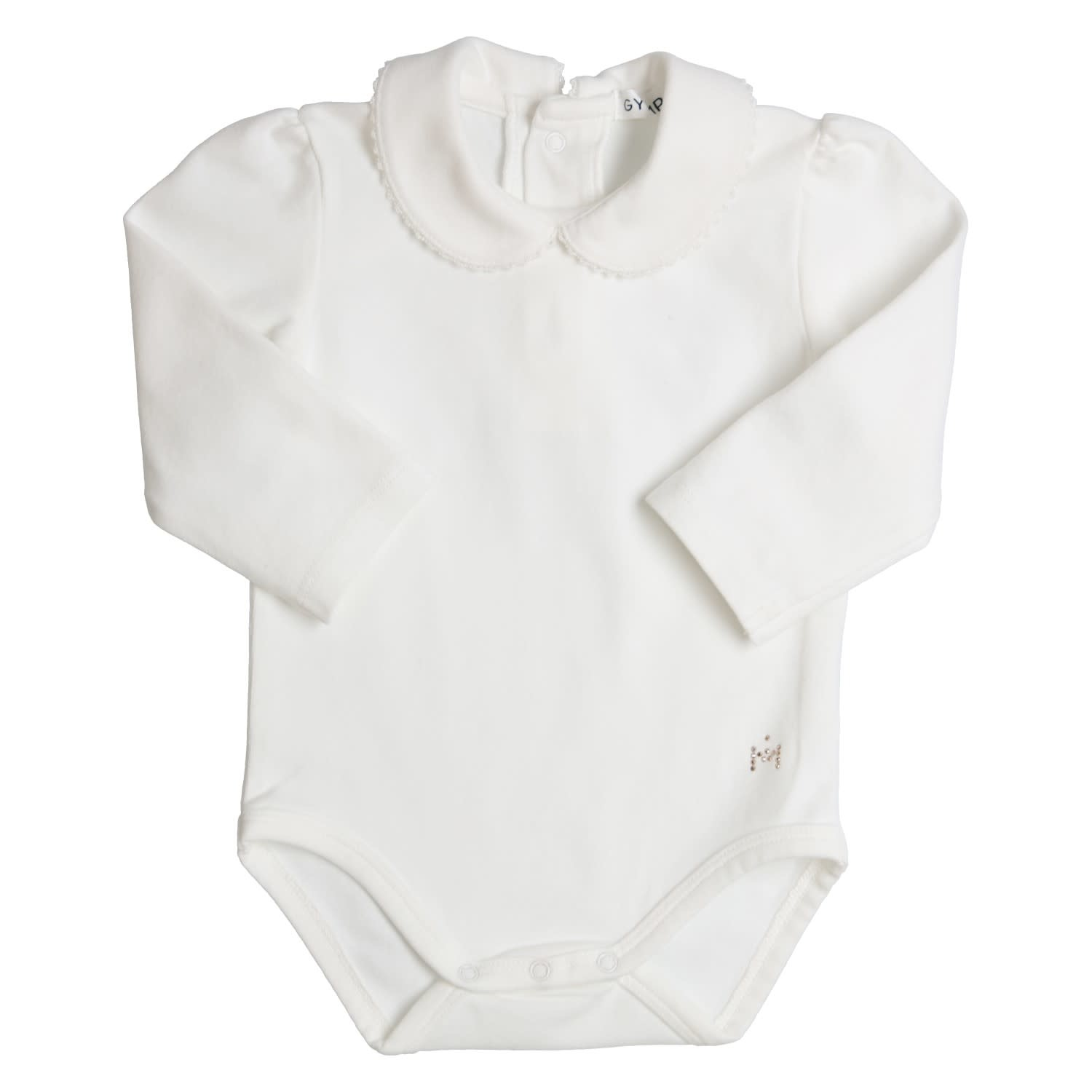 Gymp Body With Collar Off White