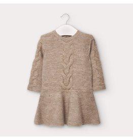 Mayoral Knit Dress Topo