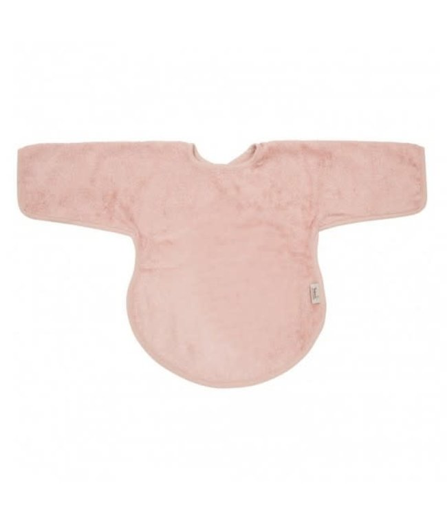 Timboo Bib With Sleeves Misty Rose 531
