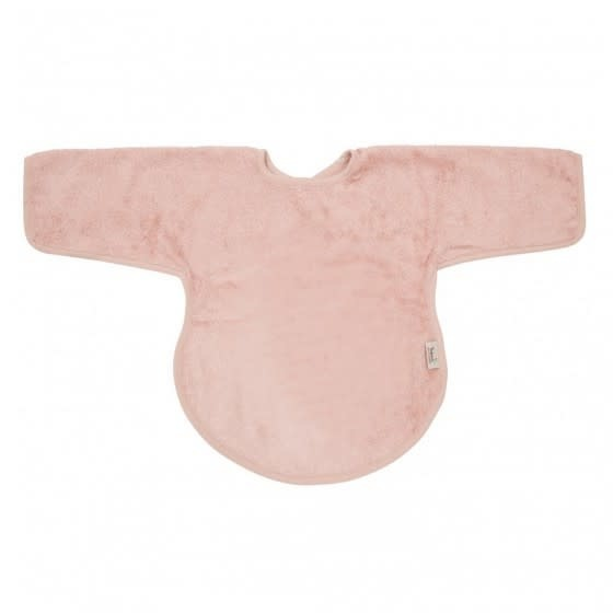 Timboo Bib With Sleeves Misty Rose