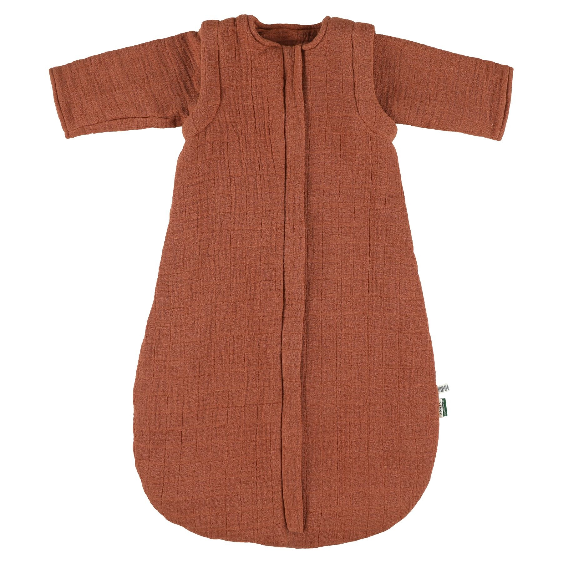 Les Rêves d'Anais Sleeping Bag Mild 70cm Bliss Rust