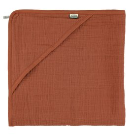 Les Rêves d'Anais Hooded Towel Bliss Rust
