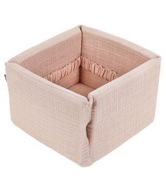 Les Rêves d'Anais Nursery Basket Bliss Rose