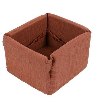 Les Rêves d'Anais Nursery Basket Bliss Rust