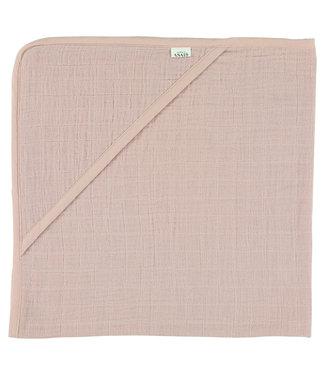 Les Rêves d'Anais Hooded Towel Bliss Rose