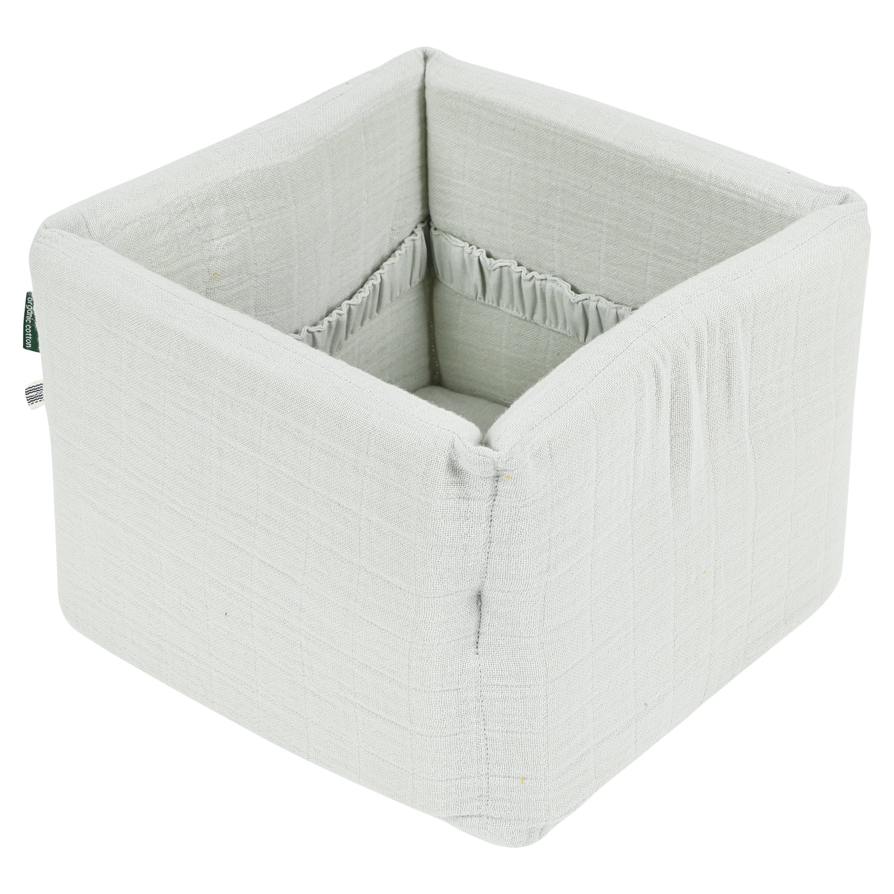 Les Rêves d'Anais Nursery Basket Bliss Grey