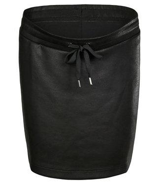 Supermom Skirt Pu Black