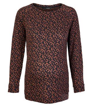 Supermom Sweater Leopard Tortoise Shell