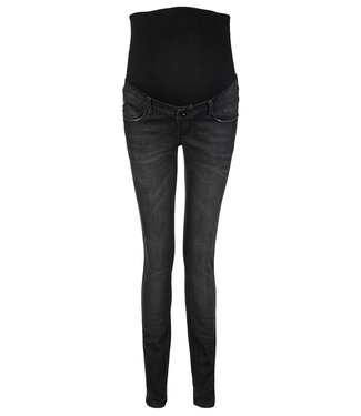 Supermom Skinny Jeans Washed Black
