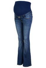 Supermom Flared Jeans Blue