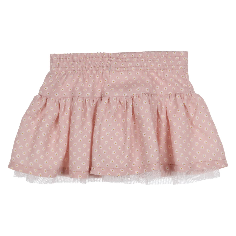 Gymp Flower Skirt Vieux Rose