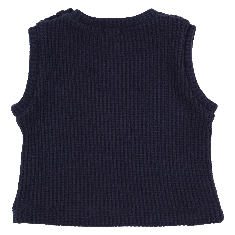 Gymp Knitted Debardeur Navy