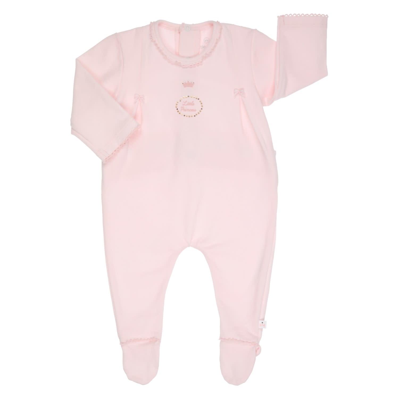 Gymp Onesie Light Pink Little Princess